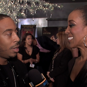 Grammy Nominations Concert: Ludacris Discusses His Hectic Year & New Album