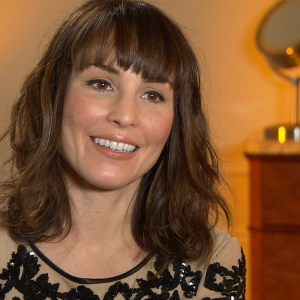 Noomi Rapace Talks Learning To Speak English: How'd She Do It So Quickly?