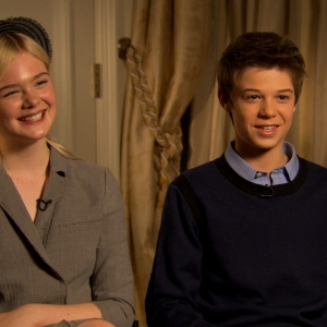 Elle Fanning & Colin Ford Talk Finding Young Love In 'We Bought A Zoo'