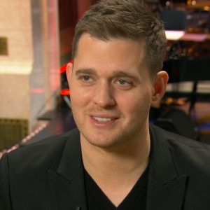 Michael Buble: It's A 'Great Thrill' To Be On 'Saturday Night Live'