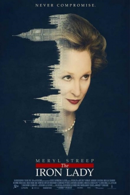 Meryl Streep stars as Margaret Thatcher in The Weinstein Company's 'The Iron Lady,' 2011