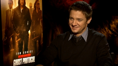 Dish Of Salt: Jeremy Renner Tom Cruise Is 'Fearless' In 'Mission: Impossible - Ghost Protocol'