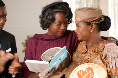 Viola Davis and Octavia Spencer in DreamWorks' 'The Help'
