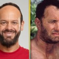 John Rhode & Tom Hanks in 'Cast Away'