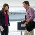 Michael C. Hall and Jennifer Carpenter in a scene from 'Dexter' Season 6