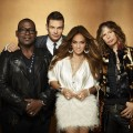 &#8216;American Idol&#8217; - Randy Jackson, Ryan Seacrest, Jennifer Lopez &amp; Steven Tyler
