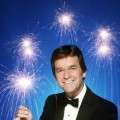 Flashback! Dick Clark in 1980 in a promo photo for 'New Year's Rockin' Eve'