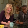 Access Hollywood Live: Cheryl Tiegs & Arsenio Hall Talk Competing On 'Celebrity Apprentice' & Whether Donald Trump Is Fair