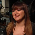 Kelly Clarkson chats with Access Hollywood during &#8216;Saturday Night Live&#8217; rehearsal in New York City on January 5, 2012