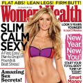 Marisa Miller on cover of Women&#8217;s Health (Jan/Feb 2012)