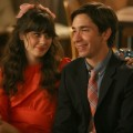 Zooey Deschanel and Justin Long on 'New Girl' on FOX