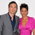 Olivier Martinez and Halle Berry attend the Silver Rose Gala And Auction held at Beverly Hills Hotel in Beverly Hills, Calif. on April 17, 2011