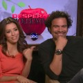 Dish Of Salt At The 2012 ABC TCAs: Will Eva Longoria & Ricardo Chavira Steal Any Mementos From 'Desperate Housewives' Set?