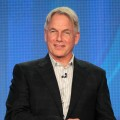 Mark Harmon, of the television show 'NCIS,' speaks during the CBS portion of the 2012 Television Critics Association Press Tour at The Langham Huntington Hotel and Spa, Pasadena, on January 11, 2012
