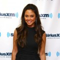 Vanessa Lachey visits SiriusXM Studios in New York City on January 12, 2012 