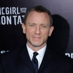 Daniel Craig steps out the 'The Girl With the Dragon Tattoo' New York premiere at Ziegfeld Theater, New York City, on December 14, 2011