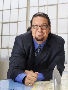 'Celebrity Apprentice' 2012 - Penn Jillette