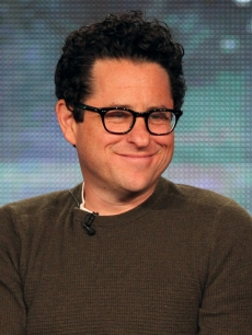Executive producer J.J. Abrams speaks onstage during the 'Alcatraz' panel during the FOX Broadcasting Company portion of the 2012 Winter TCA Tour at The Langham Huntington Hotel and Spa, Pasadena, on January 8, 2012
