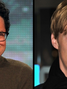 J.J. Abrams, Benedict Cumberbatch