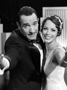 Jean Dujardin and Berenice Bejo in 'The Artist'