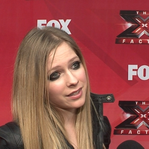 Avril Lavigne Talks Performing On 'The X Factor'