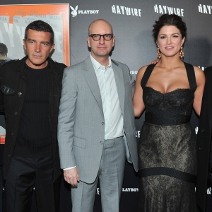 Stars Rave Over Gina Carano At 'Haywire' Hollywood Premiere
