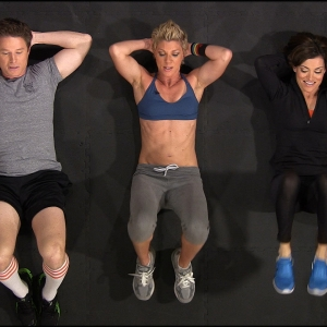 Access Hollywood Live: Work Up A Sweat With Jackie Warner