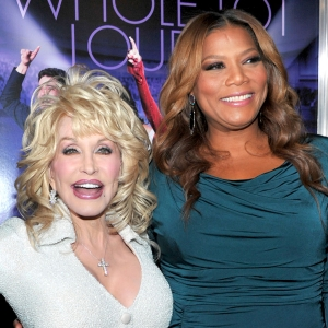 Dolly Parton & Queen Latifah's 'Joyful Noise' Hollywood Premiere
