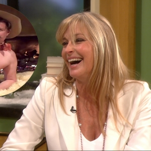 Access Hollywood Live: Bo Derek Reacts To John Corbett's On-Air Striptease
