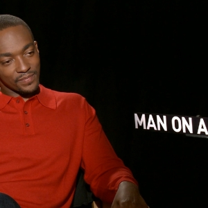 Anthony Mackie Talks 'Man On A Ledge': Why Wouldn't He Have Taken Sam Worthington's Role?