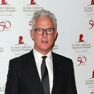 St. Jude 50th Anniversary Gala: John Slattery & Jon Hamm Talk 'Mad Men' Season 5