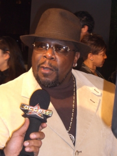 Cedric The Entertainer shares his fun stuff with Access