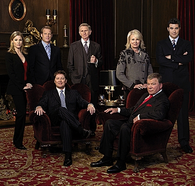 Boston Legal cast, ABC