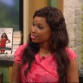 Jennifer Hudson stops by Access Hollywood Live on January 13, 2011