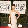 Kate Beckinsale arrives at the 69th Annual Golden Globe Awards held at the Beverly Hilton Hotel in Beverly Hills on January 15, 2012