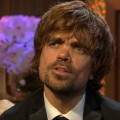 2012 Golden Globes Backstage: Peter Dinklage Wins!