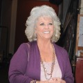 Paula Deen is seen the 'Live With Kelly' taping at the ABC Lincoln Center Studios on December 5, 2011 in New York City