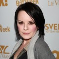 Jenna von Oy attends the OK! Magazine and BritWeek Oscars party at The London West Hollywood on February 25, 2011