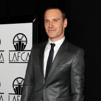 Michael Fassbender arrives at the 37th Annual Los Angeles Film Critics Association Awards at InterContinental Hotel in Century City, Calif., on January 13, 2012