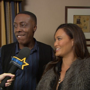 Dish Of Salt At The 2012 NBC TCAs: Arsenio Hall & Tia Carrere Talk 'Celebrity Apprentice' Season 5