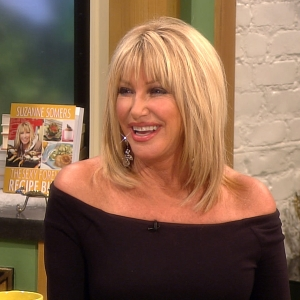 Access Hollywood Live: Suzanne Somers' 'Emotional' Reunion With 'Three's Company' Co-Star Joyce DeWitt