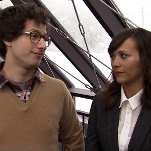 2012 Sundance Film Festival: Rashida Jones & Andy Samberg Talk Starring In 'Celeste & Jesse Forever'
