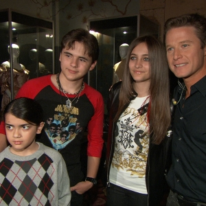 Prince, Paris & Blanket Talk Honoring Michael Jackson At Grauman's Chinese Theatre