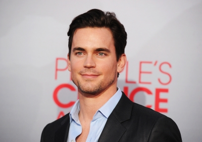 Matt Bomer arrives at the 2012 People's Choice Awards held at Nokia Theatre L.A. Live in Los Angeles on January 11, 2012