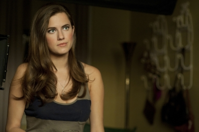Allison Williams in HBO's 'Girls'