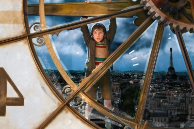 Asa Butterfield in Paramount Pictures&#8217; &#8216;Hugo&#8217;