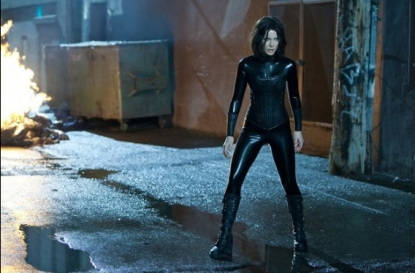 Kate Beckinsale in 'Underworld: Awakening'