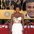 Viola Davis / George Clooney