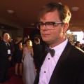 2012 Screen Actors Guild Awards Red Carpet: Rainn Wilson Talks Possible &#8216;Office&#8217; Spinoff