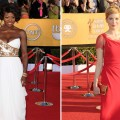 2012 Screen Actors Guild Awards: Fashion Report Card